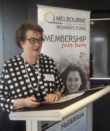 Guest Speaker Dr Jane Fisher